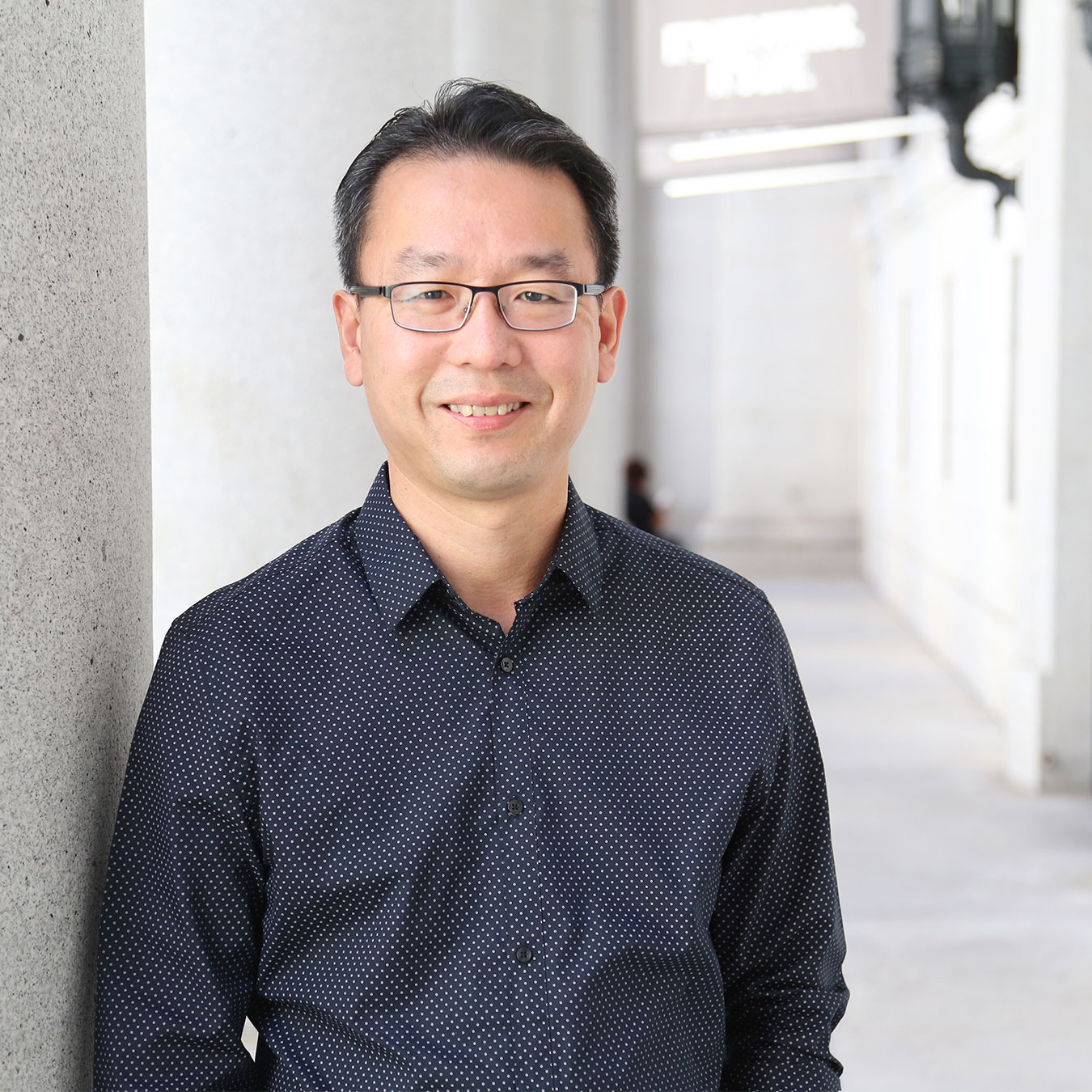 Denny Kwan Holmes Structures' Residential Principal with Column
