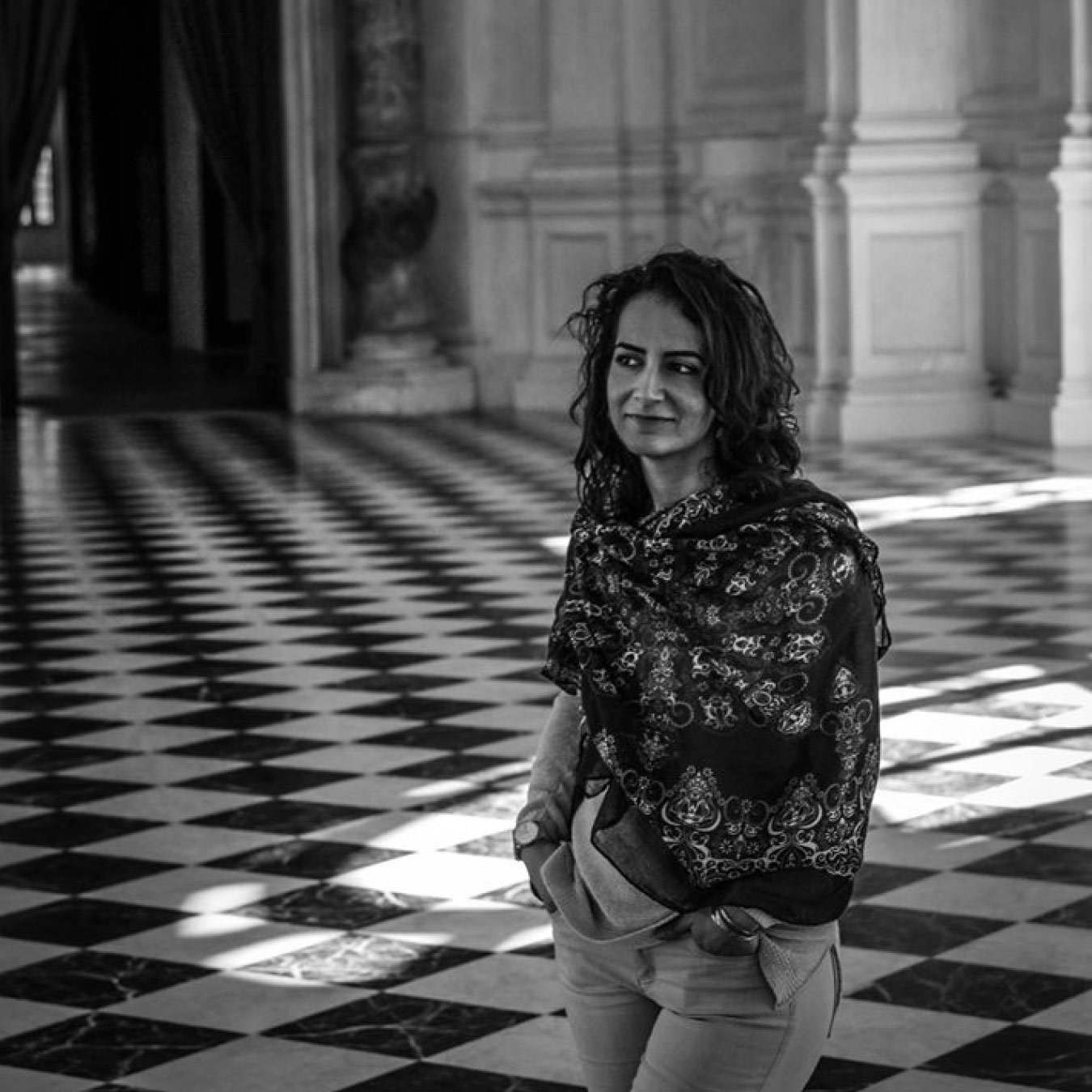 Nina Mahjoub