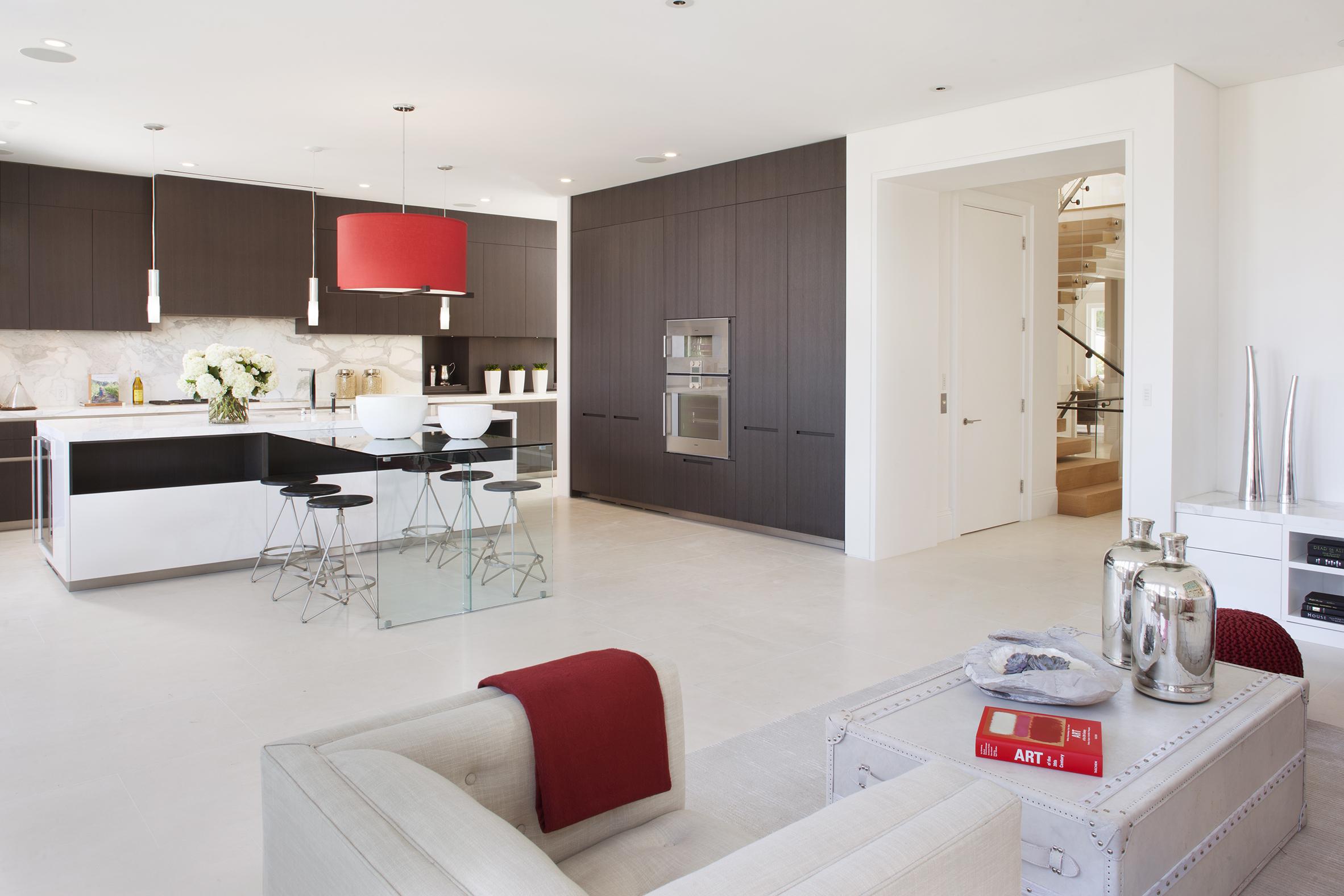 Residence 2750 open kitchen