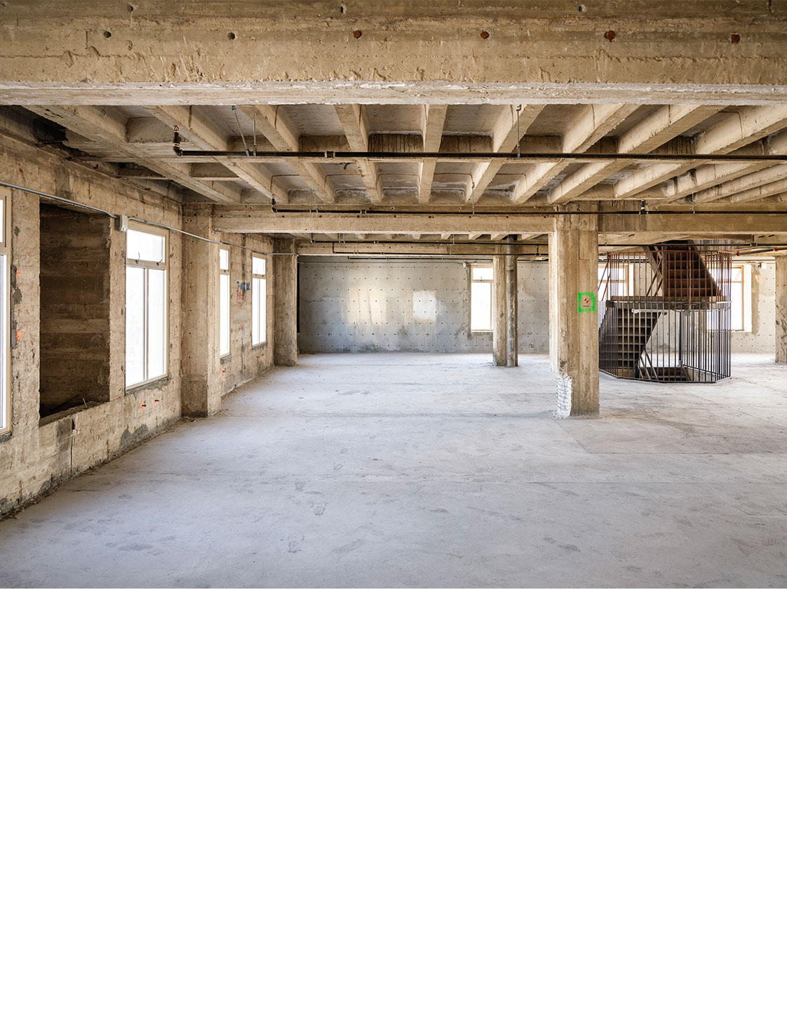Retrofit of The MacArthur Concrete Interior