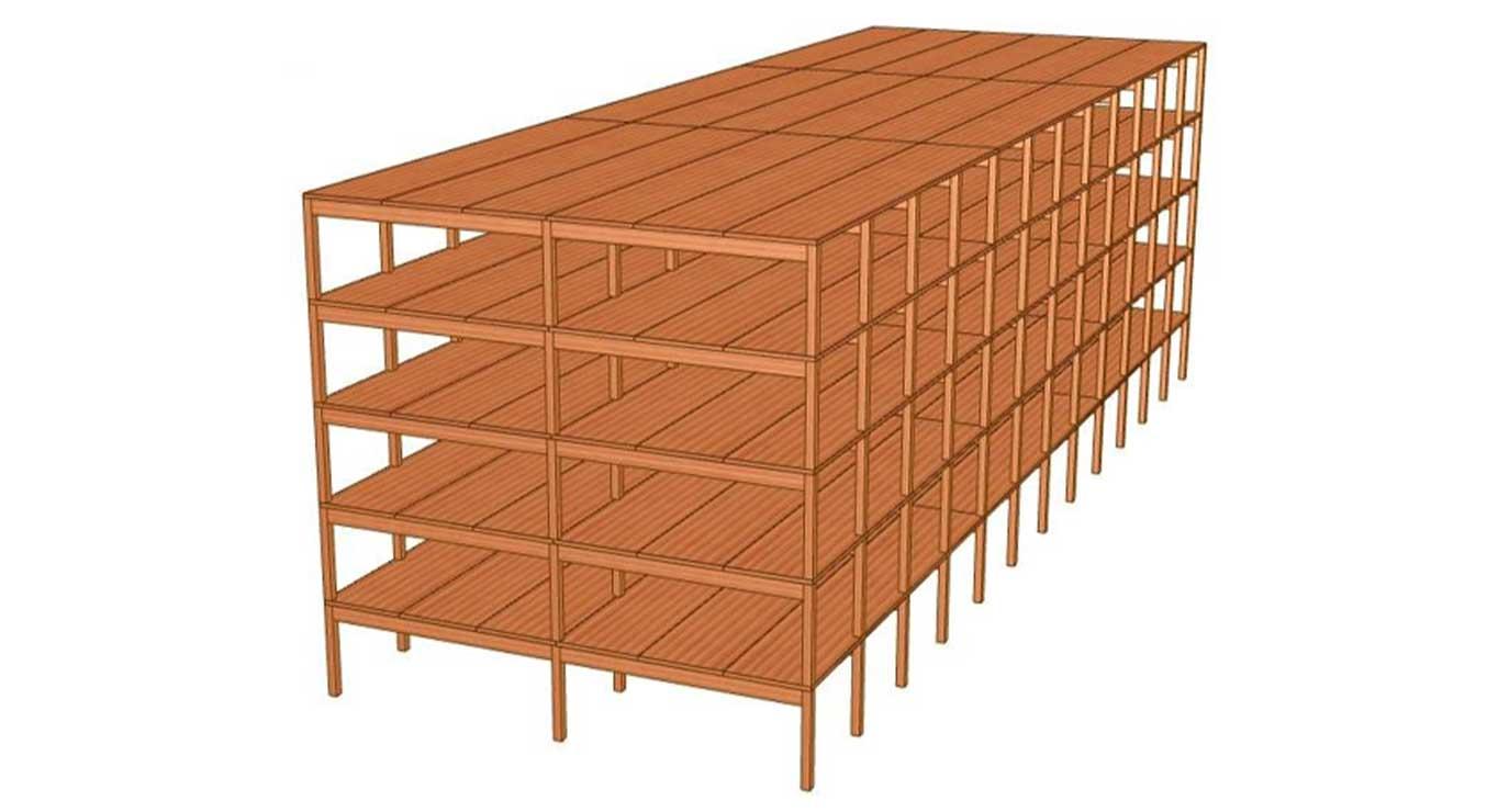Holmes Mass Timber Optimizer Tool
