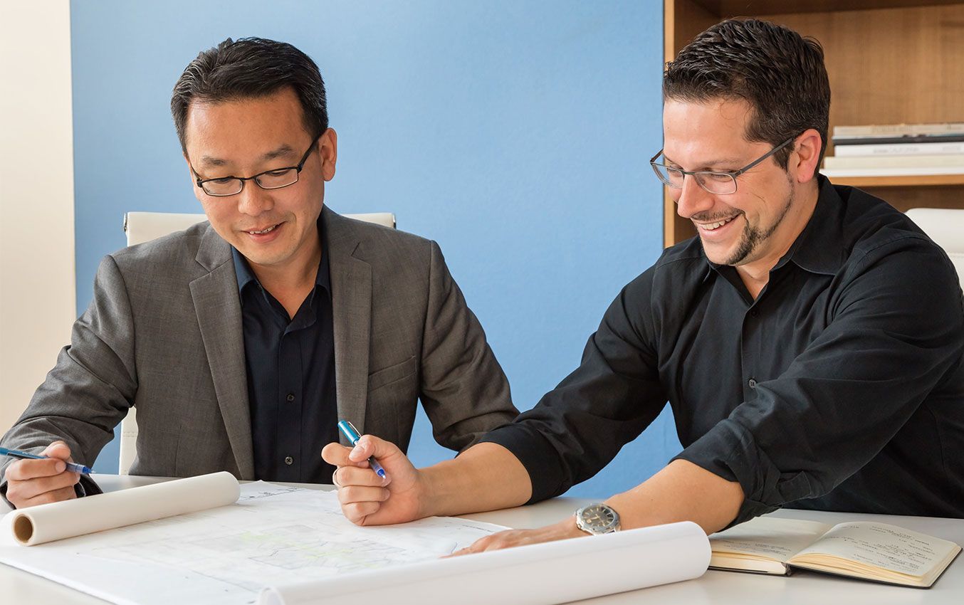 Holmes Structures Residential Studio Leads Denny Kwan and Adam Azofeifa Review Custom Home Plans