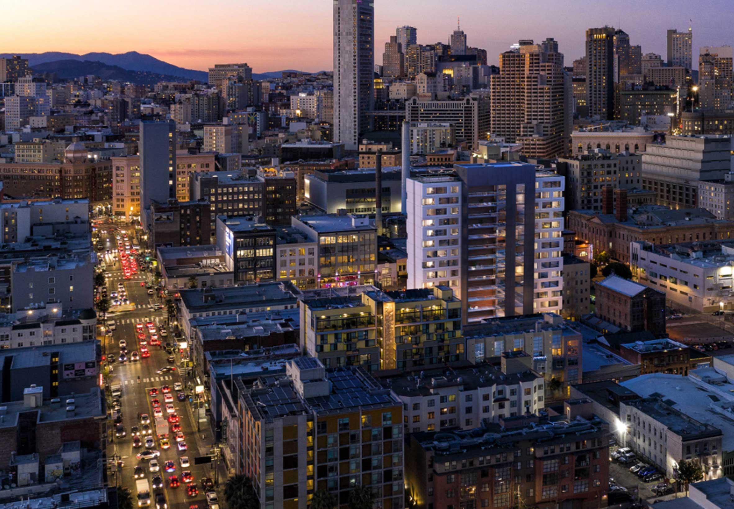 Star City Minna San Francisco Holmes